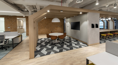 Flexibility, green demands drive dwp's Dubai government office redesign