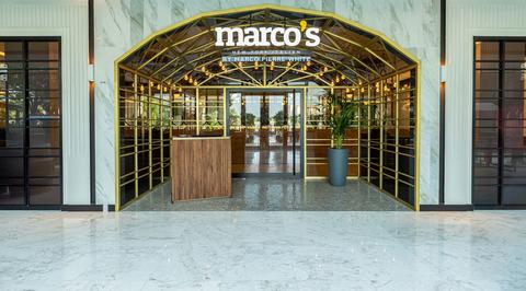 Marco Pierre White praises Studio EM's tasty Abu Dhabi restaurant design