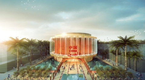 Expo 2020 Dubai country pavilions: China