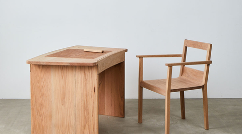 Top sustainable red oak products from London Design Festival