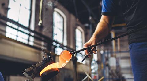 Inside Preciosa's centuries-old glass factory