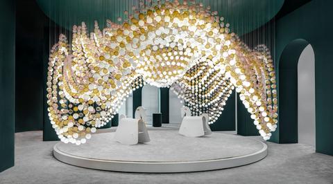 Preciosa to unveil Carousel of Light at Dubai's Downtown Design
