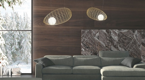 Nexo Luce goes Bauhaus with Oxen lighting collection