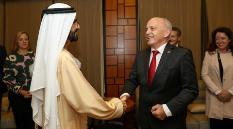 Swiss president to break ground on Expo 2020 Dubai Switzerland Pavilion