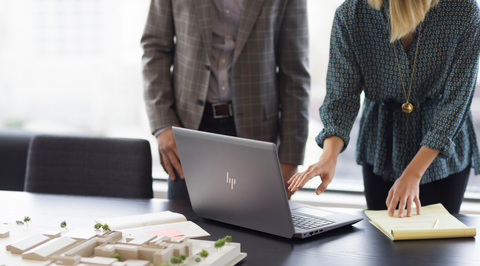 HP unleashes creativity with high-performance workstation