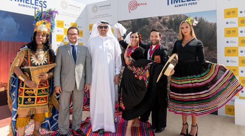 Peru breaks ground on Expo 2020 Dubai pavilion