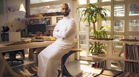 Jeddah designer uses 'neglected' Saudi railway wood for furniture range