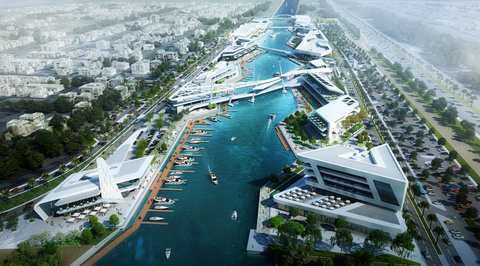 MZ Architects discuss Abu Dhabi's 'daring' Al Qana waterfront development