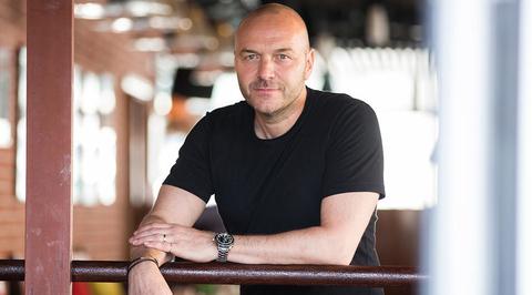 Celebrity chef Simon Rimmer targeting Bahrain, Saudi, Singapore