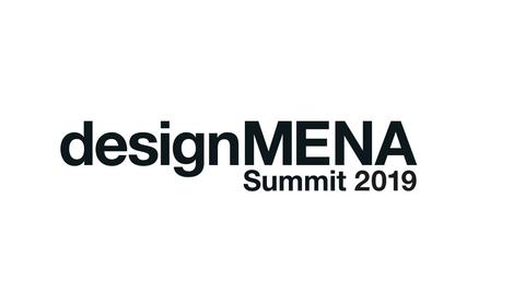 DesignMENA Summit 2019 agenda finalised