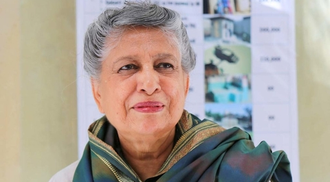 Yasmeen Lari, Pakistan's first-ever woman architect, bags 2020 Jane Drew Prize