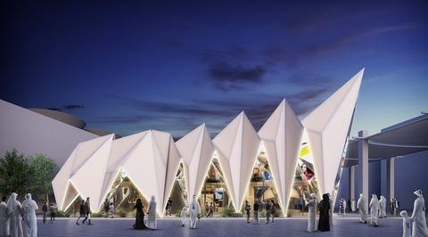 Revealed: Archidentity designs Expo 2020 Dubai's Expo Live Pavilion