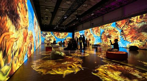 Madinat Jumeirah to launch all-new Theatre of Digital Art Dubai