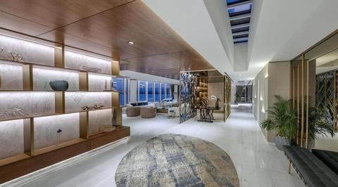 Hazel Wong-designed $15 million penthouse unveiled on the Palm Jumeirah