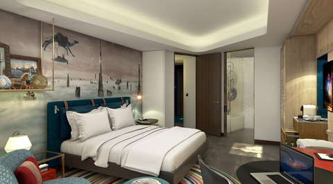 First Hotel Indigo in the Middle East to open in Dubai's Downtown
