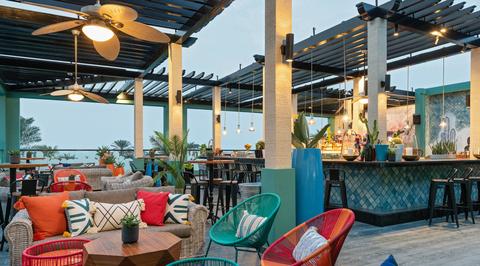 LW Design create interiors for Mr Taco at Le Royal Méridien Resort & Spa