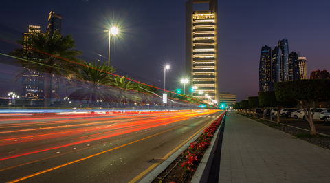 Abu Dhabi streetlights to be replaced with energy efficient LEDs