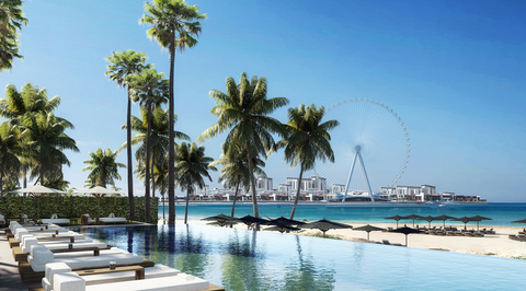 In Pictures: Seafront living with La Vie residential tower in JBR, Dubai
