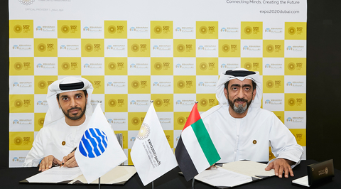 Secure systems provider for Expo 2020 Dubai is confirmed