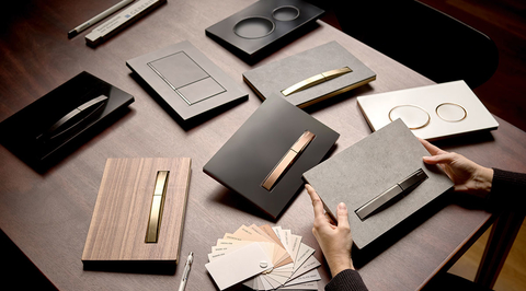 Geberit launches new products range