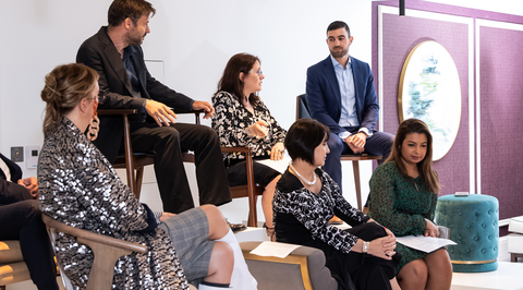 Roundtable discussion at Depa Interiors: How the Dubai design industry connects
