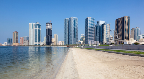 New Sharjah development on track as first phase completes
