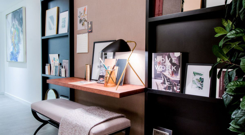 Interiors expert at Ellington Properties shares tips on working from home