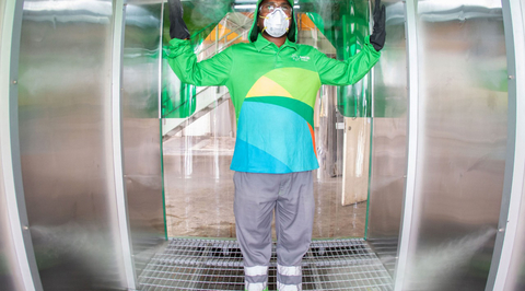 Could disinfection pods be the new norm in commercial spaces?