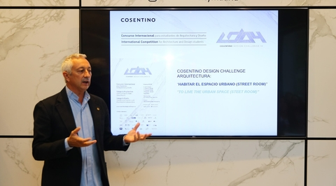Cosentino Group extends deadline for 14th edition of the international Cosentino Design Challenge