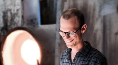 British designer Marc Wood debuts new lighting collection