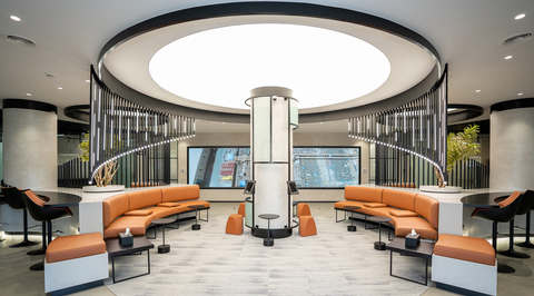 In Pictures: Design Infinity creates service centre for Sharjah