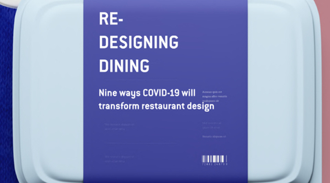 How COVID-19 will transform restaurant design