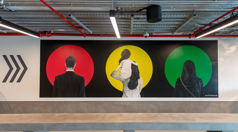 Design collective Art Painting Lab launches Mural of Hope