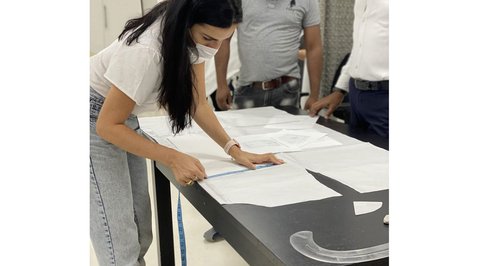Dubai Design District artists join initiative to make protective medical clothing for frontline staff