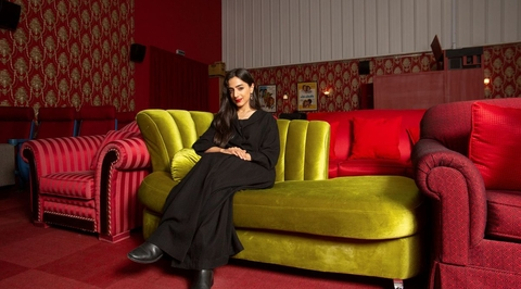 The only film house in Dubai with a vintage interior has re-opened