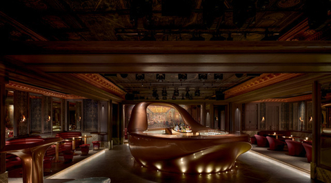 In Pictures: The Secret Room in Five Palm Jumeirah Dubai is a surreal speakeasy designed by Paolo Ferrari