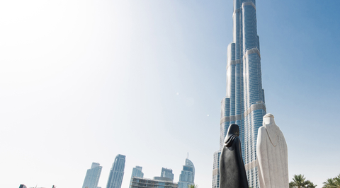Dubai's Burj Khalifa re-opens for visitors