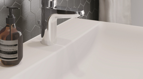 These single lever taps are new to the portfolio of Ideal Standard