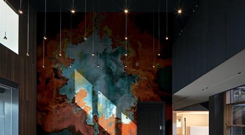 Meet the creatives creating commercial artworks for Artelier's Artist Walls