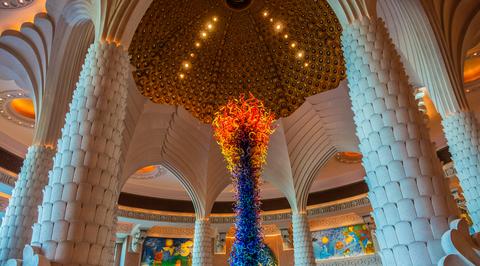 Dubai's Atlantis The Palm hotel announces fresh look for its interiors
