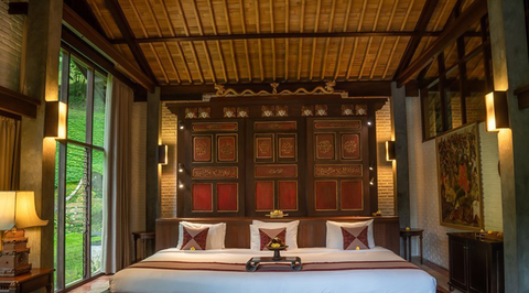 Relaunch for family retreat turned resort of renowned Indonesian architect