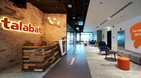 Broadway Interiors merges F&B design with a corporate setting to create new office space for talabat