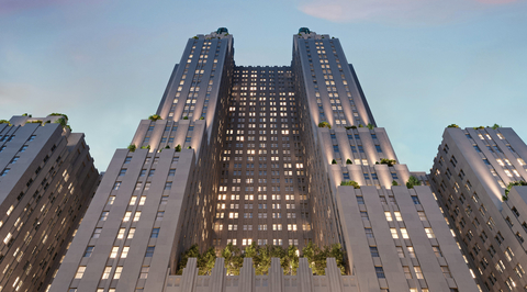 Interior designers Jean-Louis Deniot and Pierre-Yves Rochon on their parts in restoring the legendary Waldorf Astoria New York