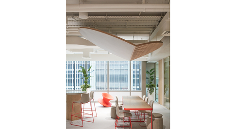 New office for Takeda by Roar Design blends traditional Japanese aesthetic with modern data-driven efficiency