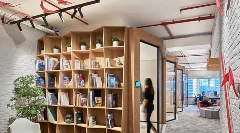 Dubai consultancy firm ATI reveals new office interior