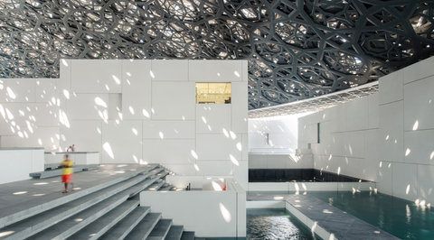 Taxi drivers and their families are being offered free entry to Louvre Abu Dhabi
