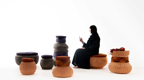 Adorno pairs Sharjah artisans with international designers to create collection based on traditional Emirati crafts