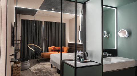 Design Infinity completes remarkable projects for the hospitality sector