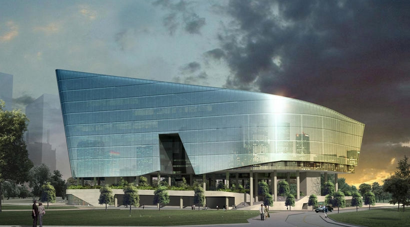 Sandcrawler receives The International Architecture Award for 2011