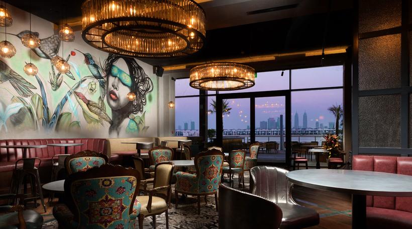 Case study: Keane-designed Ají restaurant boasts walls of street art